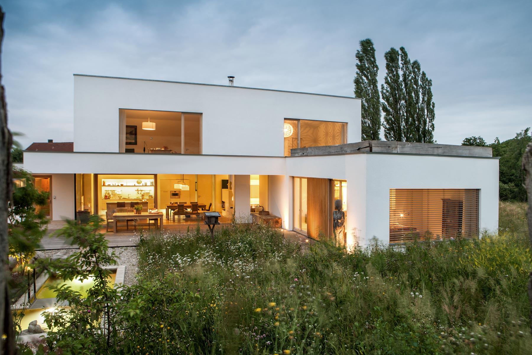 Bade+Wohnhaus B