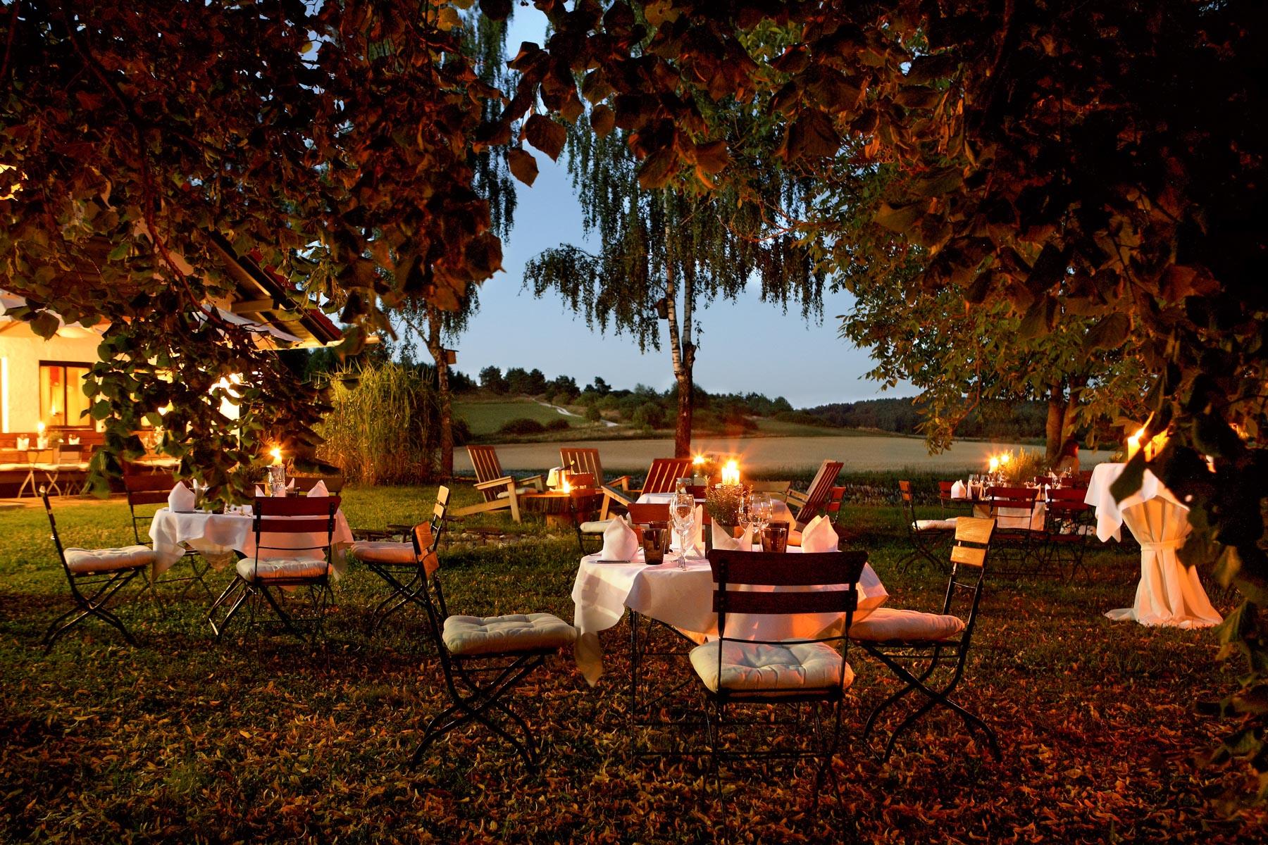Sommer im Landgasthof Meier